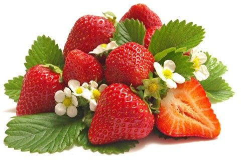 Які вітаміни і мінерали містяться в полуниці?