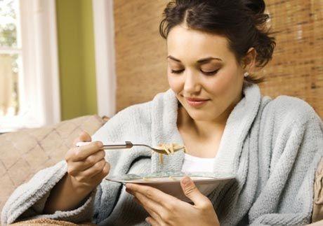 Дотримання дієти номер 1 - лікування шлунково-кишкового тракту за певзнером