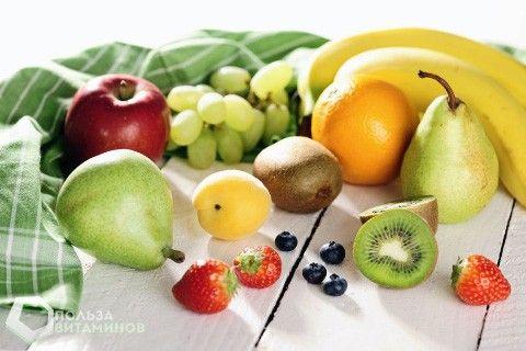 Які вітаміни і мікроелементи містяться в фруктах?