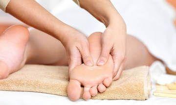Здоров`я через вплив на ступні